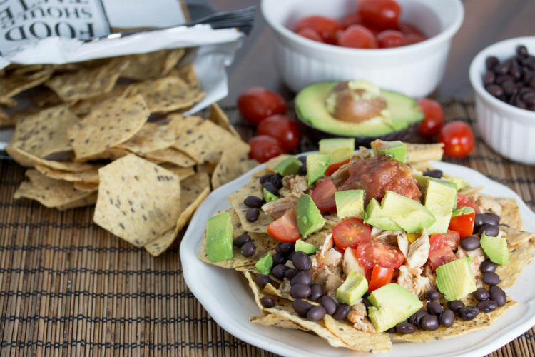 healthy nachos recipe - No Diets Allowed