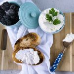 homemade ricotta - No Diets Allowed