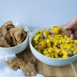Easy Recipe For Mango Salsa - No Diets Allowed