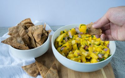 Recipe For Mango Salsa