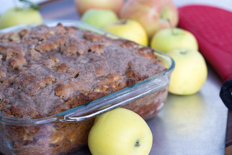 Carrot Apple Bread - No Diets Allowed #Food #Foodie