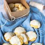 Carrot Cake Cookie Recipe - No Diets Allowed #Food #Foodie #Cookies