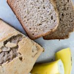 banana bread gluten free - No Diets Allowed