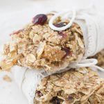 recipe for granola bars - recipe from NoDietsAllowed.com