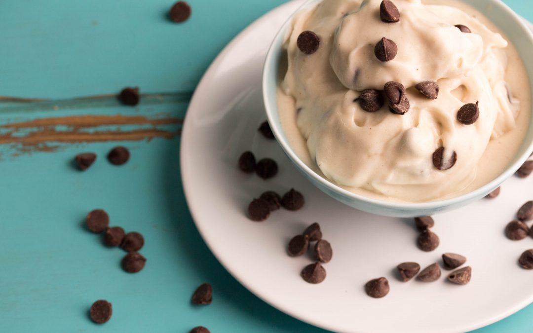 Dairy Free Chocolate Chip Ice Cream Recipe