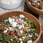 Swiss Chard Salad Recipes - No Diets Allowed #Foodie #Food