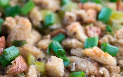 Classic Bread Stuffing Recipe