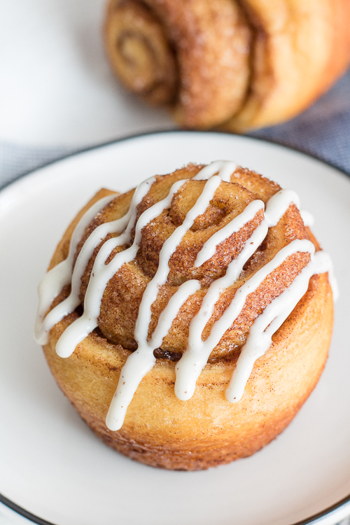 Easy & Quick Cinnamon Roll Recipe - No Diets Allowed #Food #Foodie #Rolls