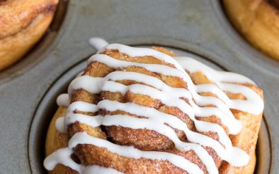Easy Quick Cinnamon Roll Recipe