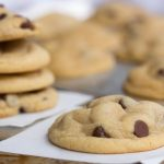 Easy Soft Chocolate Chip Cookies with Vanilla Pudding Recipe - No Diets Allowed