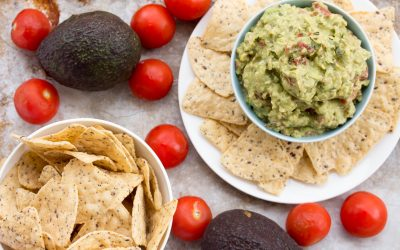How To Make Homemade Guacamole Easy